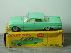 Dinky Toys - Scale 1/43 - Ford Fairlane No.148