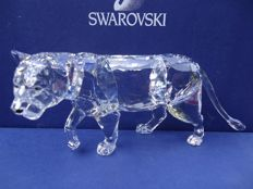 Swarovski - Mother Lion.