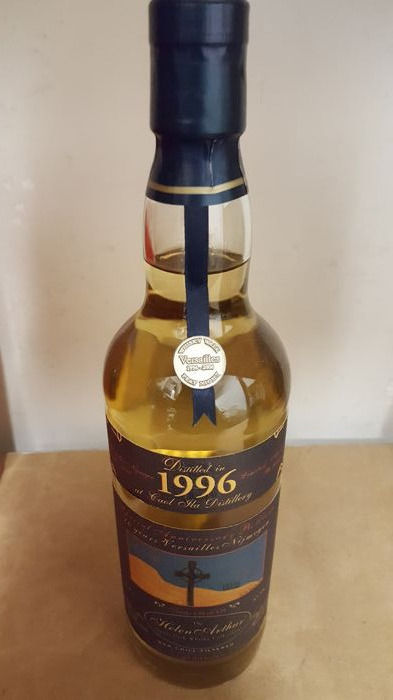 Caol ila 1996 Helen Arthur Single Cask Whisky Collection - cask 734