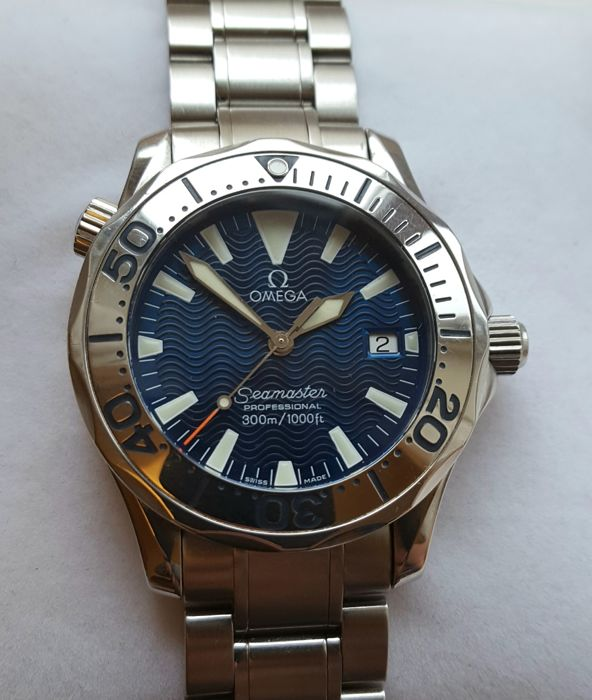 Omega Seamaster Professional Diver 300m - Mens Watch