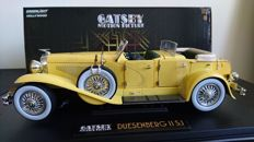 "Greenlight - Scale 1/18 - Duesemberg II SJ 1934 ""The Great Gatsby"" Movie Car"