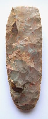 Neolithic axe from Agate - 148 mm