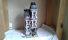 LEGO MOC / Modular / after example of the Haunted House