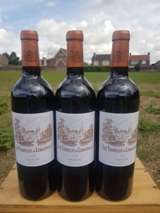 2008 Les Tourelles de Longueville, Second wine Chateau Pichon Baron - 3 bottles