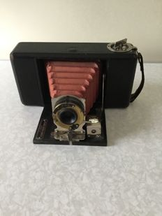 Ansco Folding Buster Brown model A
