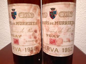Check out our 1950 Marques de Murrieta Ygay Rioja Reserva Blanco - 2 bottles (0,75L)