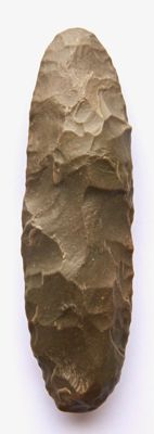 Neolithic axe from Niger - 120 mm