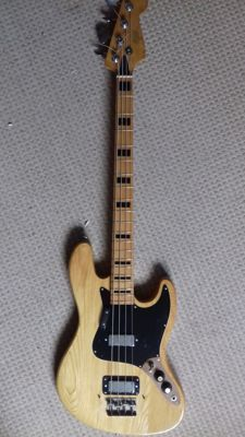 Hondo II Jazz bass from the late 70s Made in Korea