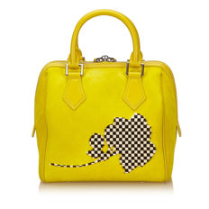 Louis Vuitton - Speedy Cube PM Fleur - Limited edition 2013