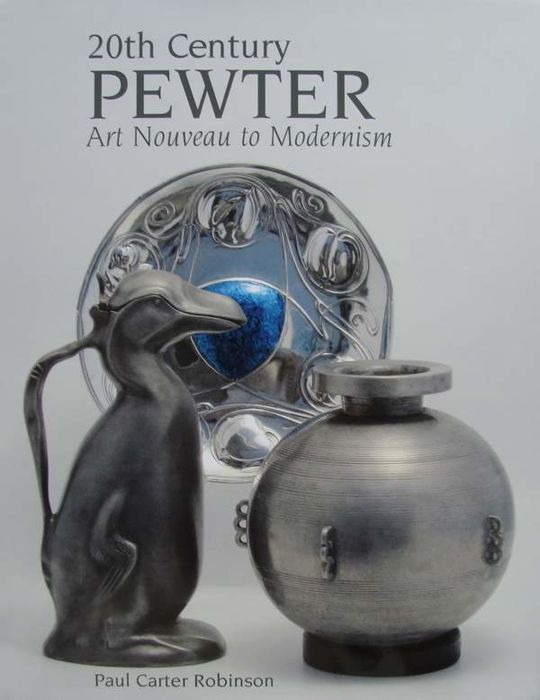 20th Century Pewter Art Nouveau to Modernism - Livre