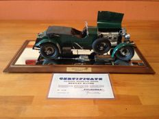 Fulgurex - Scale 1/12 - Bentley 8 Litre 1930