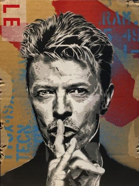 Alessio-B - Tribute to D.Bowie