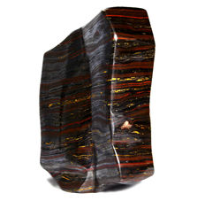 Multi Colored Tiger's Eye / Iron Stone hand-polished Tumble - 200 x 136 x 66 mm - 5400 gm