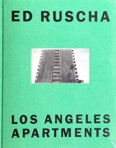 Ed Ruscha - Los Angeles Apartments - 2013