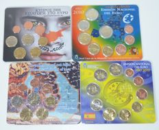 Cyprus/Greece/Spain – Year collection 2008/2010/2012 (4 items)