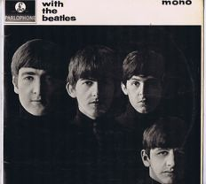 Beatles - With The Beatles (Parlophone PMC 1206) UK 1963 original LP in glorious mono | manufactured in 1963
