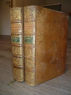Monsieur le baron de Bielfeld - Institutions politiques - 2 volumes - 1768
