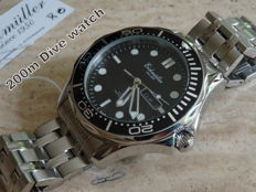 Eichmuller Dive watch seamaster style 2017