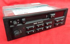 Original BMW radio/cassette made by Blaupunkt