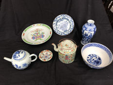 Porcelain collection - China - 18th, 19th, and 20th century