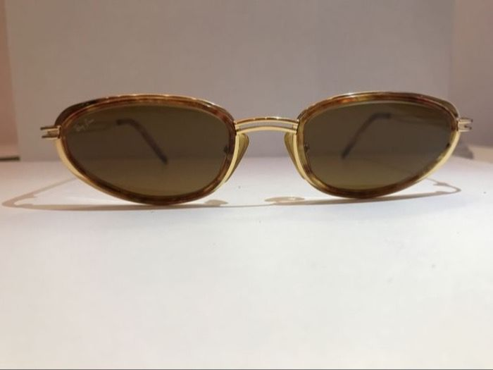 Ray Ban Bausch & Lomb - Sunglasses - Unisex - 24K Gold Plated - Limited Edition Rare