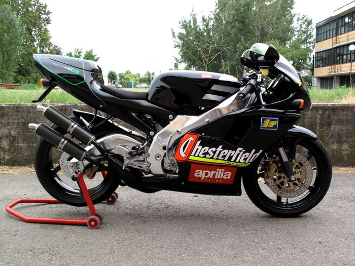 aprilia rs 250cc replica 1996. Black Bedroom Furniture Sets. Home Design Ideas