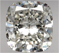 Cushion  Brilliant 2.01ct  G VS2 - EGL USA WITH UGS APPRAISAL -original image-10X serial#2075