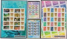 France 2000/2006 – Personalized Adhesive and Gummed Blocks