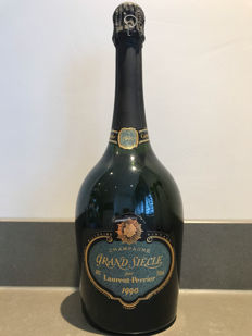 1990 Laurent-Perrier Grand Siecle Brut, Champagne - 1 bottle (75cl)