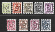 Belgium 1940 - Pre-cancelled stamps - OBP Preo 18
