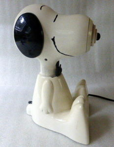 United Features Syndicate - W.I.K. Snoopy Blow-drier, Mod.  5061