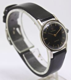 Omega Geneve Women's Ladies Wrist Watch - Circa 1966