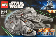 Star Wars - 7965 - Millennium Falcon