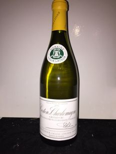 2010 Domaine Louis Latour Corton-Charlemagne Grand Cru, Cote de Beaune, France - 1 bottle