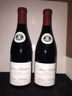 2010 Corton Les Perrieres Grand Cru, Louis Latour,  Cote de Beaune - 2 bottles (75cl)
