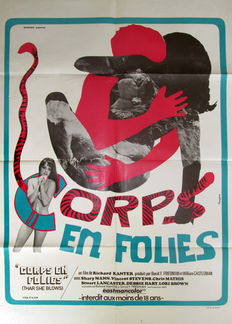 Faugère - Corps en Folies (Thar She Blows) - 1969