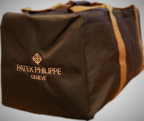 Patek Philippe Sports Bag Holdall – Switzerland 2017 – Calatrava -