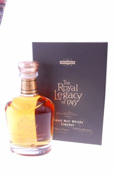 Drambuie The Royal Legacy of 1745 Whisky Likeur