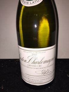 2010 Corton-Charlemagne Grand Cru, Louis Latour - Cote de Beaune, France - 1 bottle