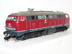 Fleischmann H0 - 4238 - Diesel locomotive BR218 of the DB