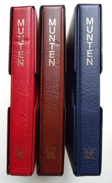 World – collection in three  Importa albums with case