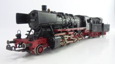 Fleischmann H0 - 1363 - Steam locomotive with cabine tender BR 50 of the DB