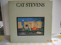 Joe Jackson & Cat Stevens  ''lot of 15 albums  incl 2 double albums''