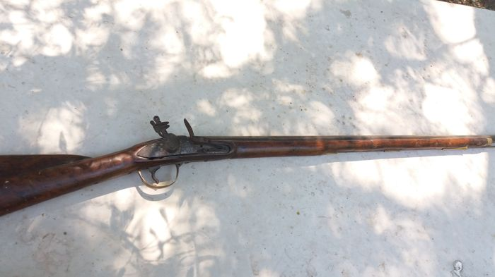 Authentic Brown Bess Musket - Catawiki