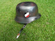 Helmet German Kriegspolizei 1942