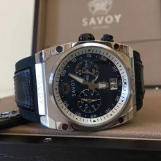 SAVOY Midway GMT – Swiss Made Men's Wrist Watch – Brand New