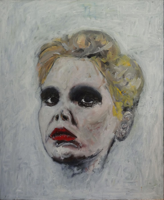 philippe pasqua French artist philippe pasqua is known for his colossal, gestural portraits of marginalized individuals transsexuals, people who are blind, people with down's syndrome pasqua has a penchant for differences, handicaps, the obscene and the sacred.