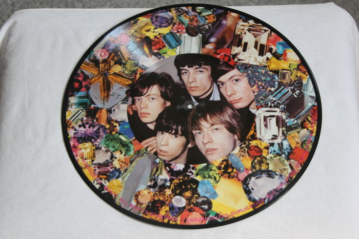 """The Rolling Stones  and solo members 8  45""""s and 5 lp's  and Maxi single"""