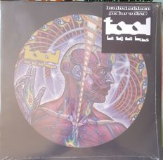 Tool- lateralus   Limited Edition Picture disc 2 lps