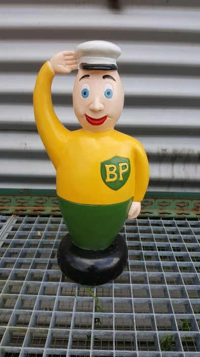 Wonderful figurine of a BP man